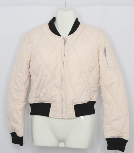 BOMBER ACOLCHADA THIRTY EIGHT PINK